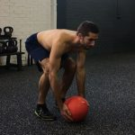 medicine ball training, bodyharmonix biomechanical fitness centre, posture and core work out,